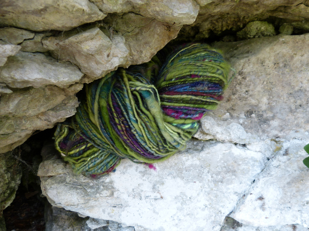 Der Stein und die Wolle